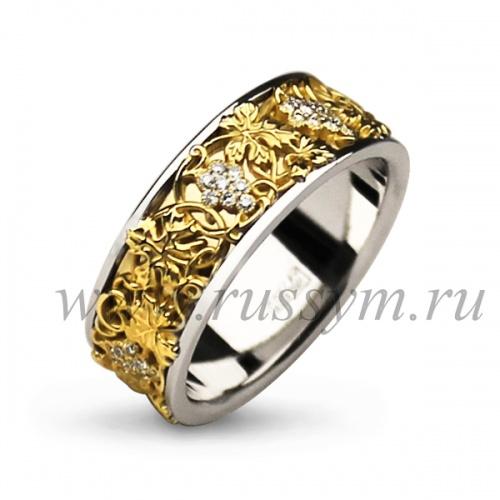 Обручальные кольца элитные
